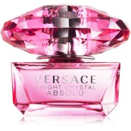 Versace Bright Crystal Absolu Eau De Parfum pentru femei 50 ml