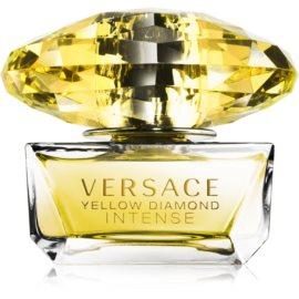 Versace Yellow Diamond Intense eau de parfum para mujer 50 ml