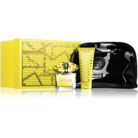 Versace Yellow Diamond Gift Set X.  Eau De Toilette 90 ml + Body Milk 100 ml