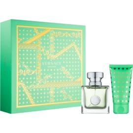 Versace Versense Geschenkset XXII.  Eau de Toilette 30 ml + Körperlotion 50 ml