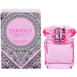 Versace Bright Crystal Absolu Eau de Parfum für Damen 30 ml