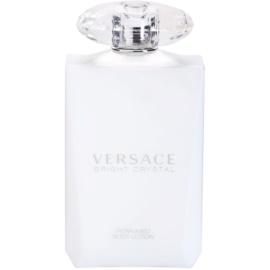 Versace Bright Crystal leche corporal para mujer 200 ml