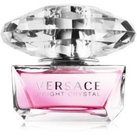 Versace Bright Crystal Deo mit Zerstäuber für Damen 50 ml