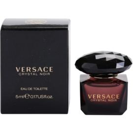 Versace Crystal Noir toaletna voda za ženske 5 ml