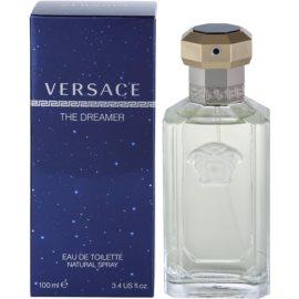 Versace Dreamer toaletna voda za moške 100 ml