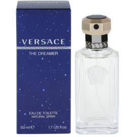 Versace Dreamer Eau de Toilette pentru barbati 50 ml