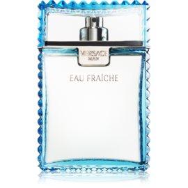 Versace Man Eau Fraîche toaletna voda za moške 100 ml