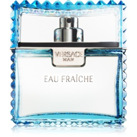 Versace Man Eau Fraîche Eau de Toilette for Men 50 ml