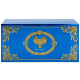 Versace Eau Fraîche Man lote de regalo XVI. eau de toilette 100 ml + gel de ducha 100 ml + bolsa para cosméticos 23 x 11 x 10 cm