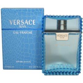 Versace Eau Fraîche Man borotválkozás utáni arcvíz férfiaknak 100 ml