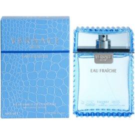 Versace Eau Fraîche Man Deo-Spray für Herren 100 ml