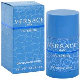 Versace Eau Fraîche Man deostick pro muže 75 ml