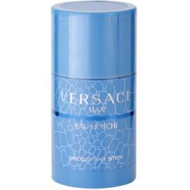 Versace Eau Fraîche Man stift dezodor férfiaknak 75 ml (unboxed)