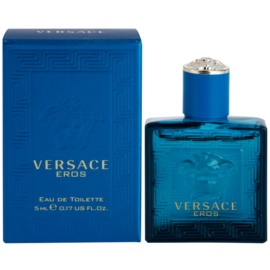 Versace Eros eau de toilette teszter férfiaknak 5 ml