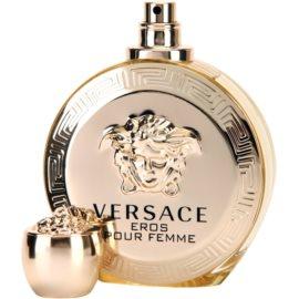 Versace Eros Pour Femme Parfumovaná voda tester pre ženy 100 ml