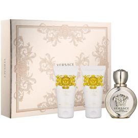 Versace Eros Pour Femme zestaw upominkowy VII.