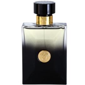 Versace Pour Homme Oud Noir parfémovaná voda tester pro muže 100 ml