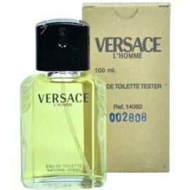 Versace L´Homme woda toaletowa tester dla mężczyzn 100 ml