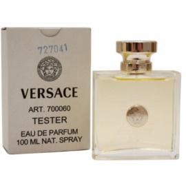 Versace Versace Pour Femme parfémovaná voda tester pro ženy 100 ml