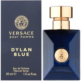 Versace Dylan Blue toaletní voda pro muže 30 ml