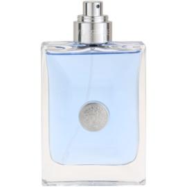 Versace Pour Homme eau de toilette teszter férfiaknak 100 ml