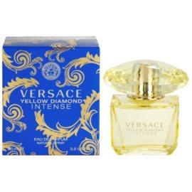 Versace Yellow Diamond Intense Eau de Parfum für Damen 90 ml