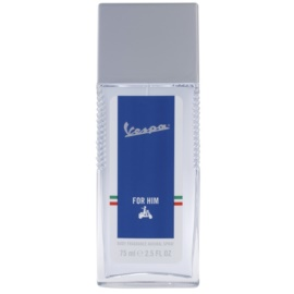 Vespa For Him Deo met verstuiver voor Mannen 75 ml