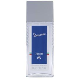 Vespa For Him desodorante con pulverizador para hombre 75 ml