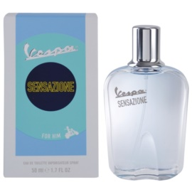 Vespa Sensazione For Him Eau de Toilette for Men 50 ml