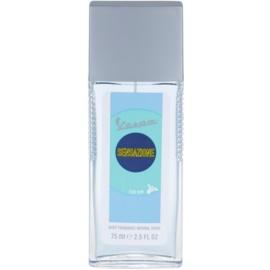 Vespa Sensazione For Him deodorant s rozprašovačem pro muže 75 ml