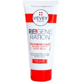 Vevey Swiss Re!generation Körper-Balsam mit feuchtigkeitsspendender Wirkung  200 ml