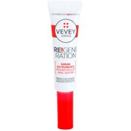 Vevey Swiss Re!generation aktivní sérum pro regeneraci a elasticitu nehtů  8 ml