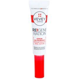 Vevey Swiss Re!generation Aktivserum für die Regeneration und die Elastizität der Fingernägel  8 ml