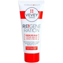 Vevey Swiss Re!generation kézkrém a bőr védelmére  100 ml