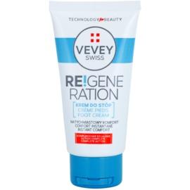 Vevey Swiss Re!generation Creme für die Fußsohlen mit Neigung zu Schwielenbildung  75 ml