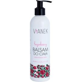 Vianek Calming Body-Balsam mit beruhigender Wirkung mit Extrakt aus Kamille, Sonnenhüten und Baldrian  300 ml