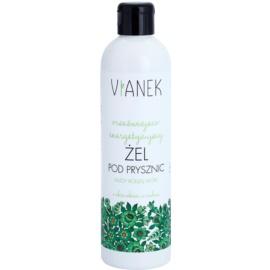 Vianek Energizing erfrischendes Duschgel mit feuchtigkeitsspendender Wirkung mit Extrakt aus Salbei  300 ml