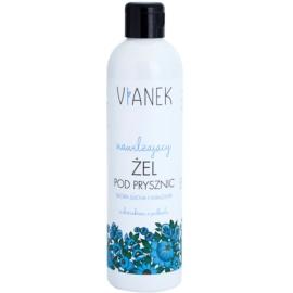 Vianek Moisturising sprchový gel s hydratačním účinkem s extraktem z podbělu  300 ml