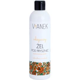 Vianek Nutritious душ гел  с подхранващ ефект с екстракти от мед и медицинска медуница (меча пита)  300 мл.