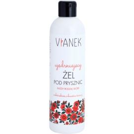 Vianek Reinforcement żel pod prysznic o efekt wzmacniający z ekstraktem z kwiatów tarniny  300 ml