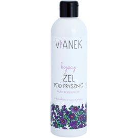 Vianek Soothing sprchový gel se zklidňujícím účinkem s extraktem z plodů ostružin  300 ml