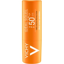 Vichy Idéal Soleil Capital Protective Stick for Lips and Sensitive Areas SPF 50+  9 g