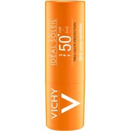 Vichy Idéal Soleil Capital paličica za zaščito občutljivih predelov in ustnic SPF 50+  9 g
