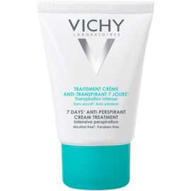Vichy Deodorant Cream Antiperspirant For All Types Of Skin  30 ml