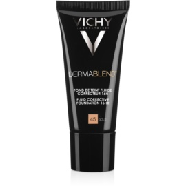 Vichy Dermablend korekční make-up SPF 35 odstín 45 Gold  30 ml
