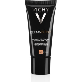 Vichy Dermablend Korrektur Make-up SPF 35  Farbton 55 Bronze  30 ml