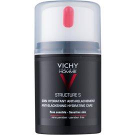 Vichy Homme Structure S Feuchtigkeitscreme für schlaffe Haut  50 ml
