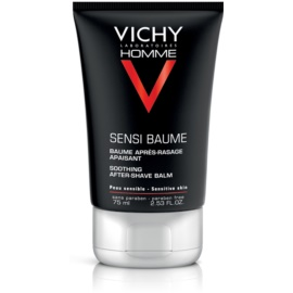 Vichy Homme Sensi-Baume After Shave Balm For Sensitive Skin  75 ml