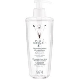 Vichy Pureté Thermale água micelar de limpeza 3 em 1  400 ml