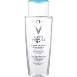 Vichy Pureté Thermale agua micelar limpiadora 3 en 1  200 ml